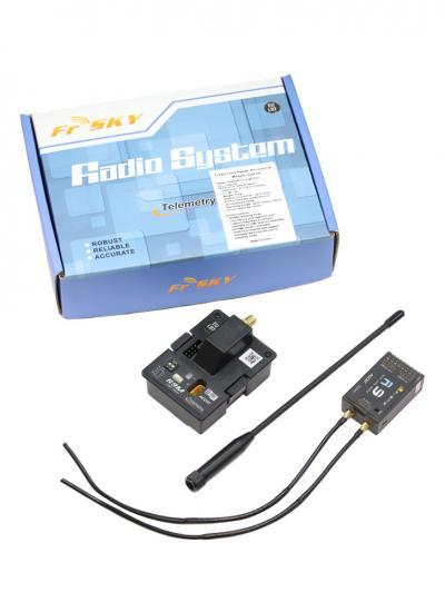 FrSky Long Range R9M Module & R9 16CH Receiver - 868MHz