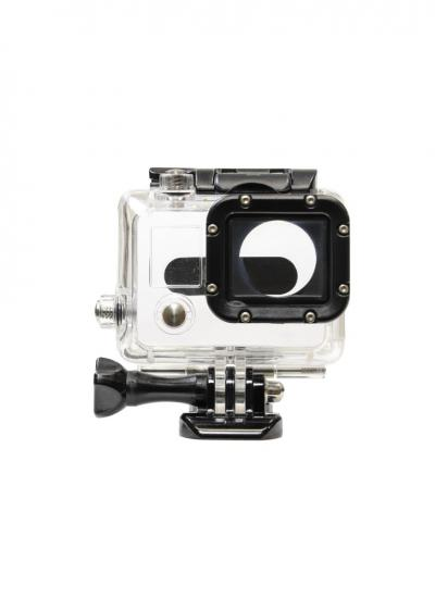 GoPro Hero 3 Camera Protective Shell Housing with Side Opening for FPV Access