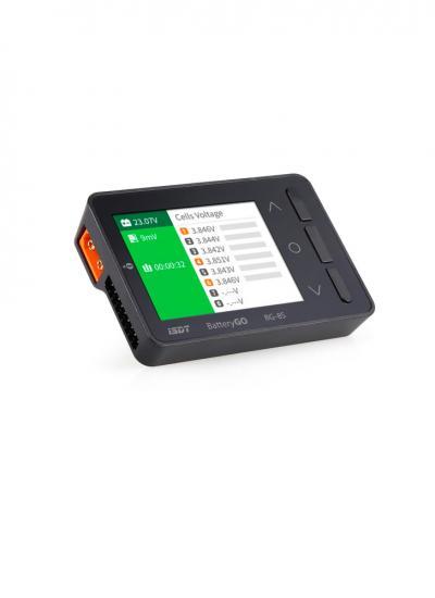 ISDT BattGO BG-8S Smart Battery Checker Balancer Receiver Signal Tester Tool