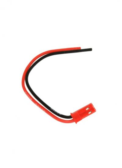 JST Male Connector & Wire 10cm