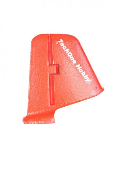 FPV Kraftei 650 Spare Part Rudder Tail Fin - 0931PJ002