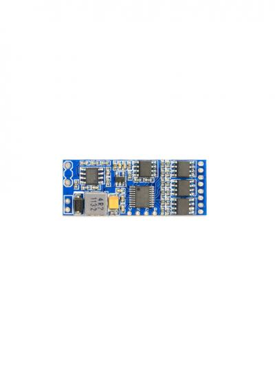 Multirotor RC 12V LED Flash Control Module - 8 Channels / 4 Modes