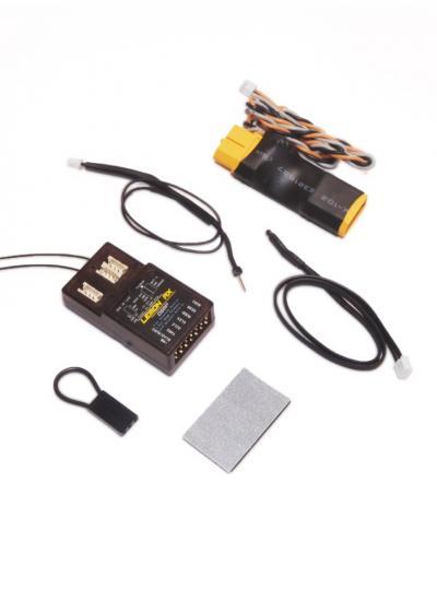DSMX Compatible PWM 7-Channel diversity antenna receiver
