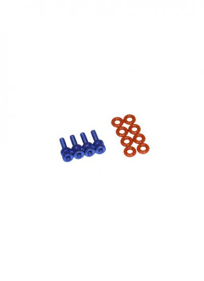 M3 Flight Controller Stack Screws with Vibration Dampeners