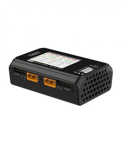 ToolkitRC M6D 500W 15A Compact Dual Channel Charger