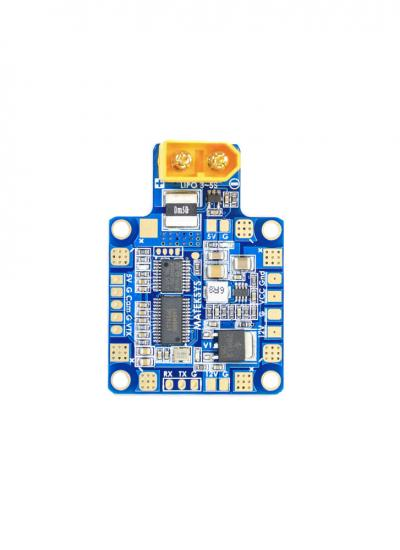 MATEK HUBOSD ECO STOSD8 OSD & PDB X-TYPE WITH XT060