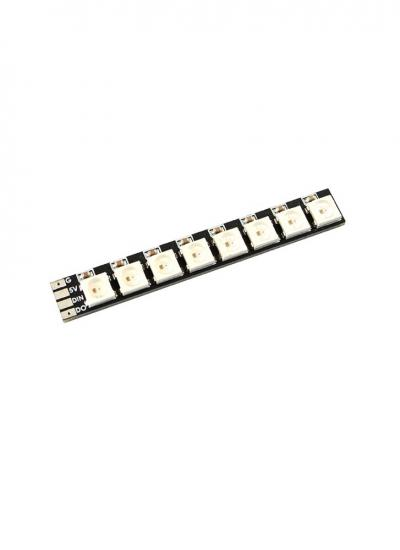 Matek Slim Programmable WS2812B RGB 5V LED Strip (57mmx8mm) - 1Pc