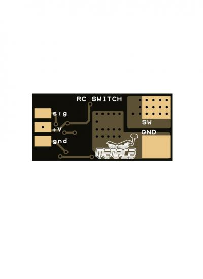 Menace RCswitch - Electronic Power On/Off Switch