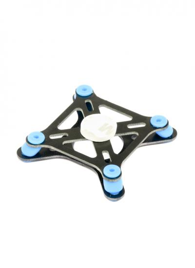 Mini Flight Controller Anti Vibration Mount - For Naze 32, CC3D, KK