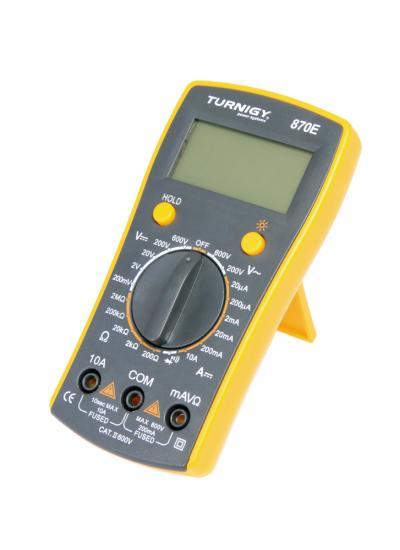 Turnigy 870E Digital Multimeter