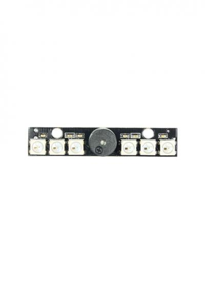 Programmable WS2812B LED Board With 5V Buzzer For Naze 32