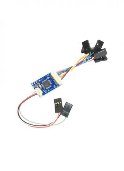8CH PWM to PPM Encoder for PPM Input FC Pixhawk / APM