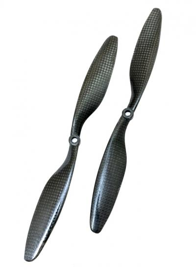 DJI Carbon Fibre 1045 8mm Prop
