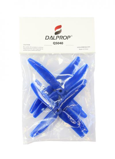 DAL Quad-Blade Propellers 5040 - Blue