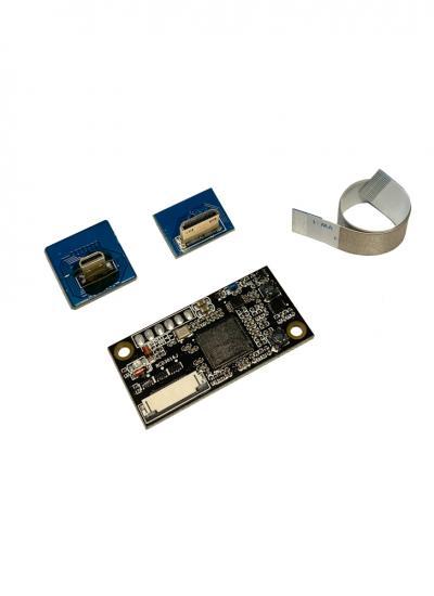 FPV RCD3016J Compact HDMI Micro / Mini to AV Converter