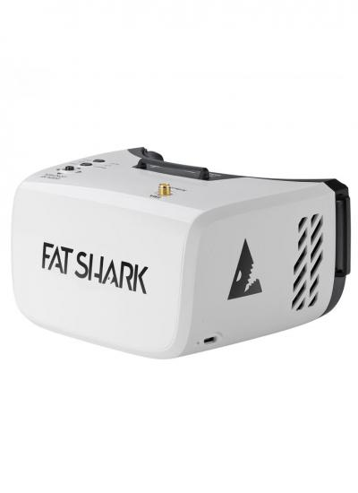 Fat Shark Recon V3 Box Style FPV Goggle with 40CH Rx & DVR