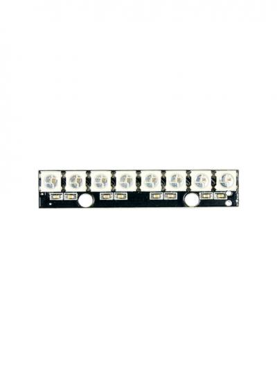Mateksys RGB 7 Colour 5050 LED Board - WS2812B (51mmx10mm)