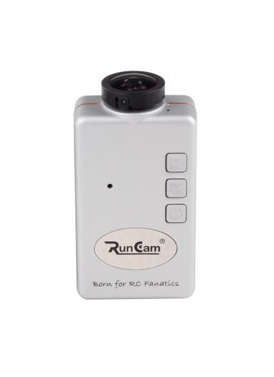 RunCam HD Wide Angle Mini FPV ActionCam (1080p / 30fps) - Silver
