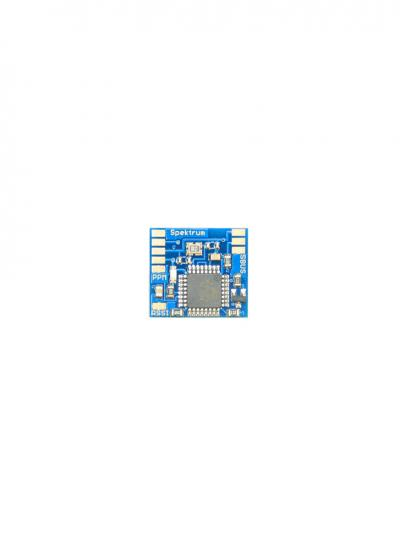 Mini Futaba SBUS to PPM or Spektrum Serial Receiver Converter