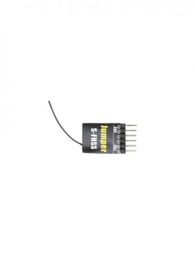 Jumper SF410 Mini 4CH Futaba FHSS Compatible Receiver with SBUS