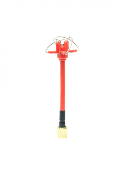 Skyzone 5.8Ghz 4-Leaf Clover Right Hand Circular Polarised FPV Antenna for Tx/Rx (SMA)