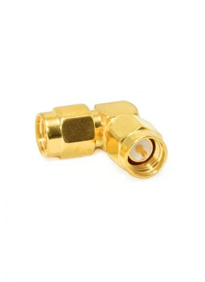 SMA Male Right Angle Adapter