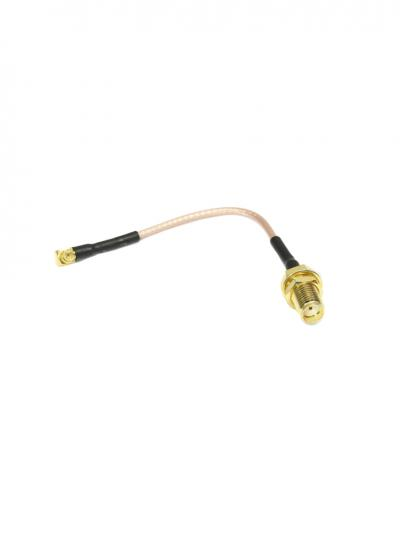 SMA Female to MMCX Male Adapter Cable