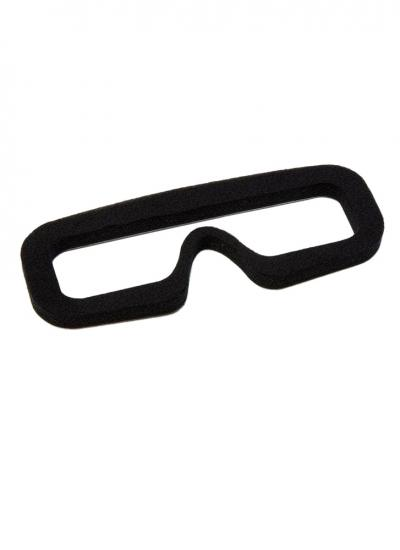 Replacement foam faceplate for Skyzone Sky04X series FPV goggles.