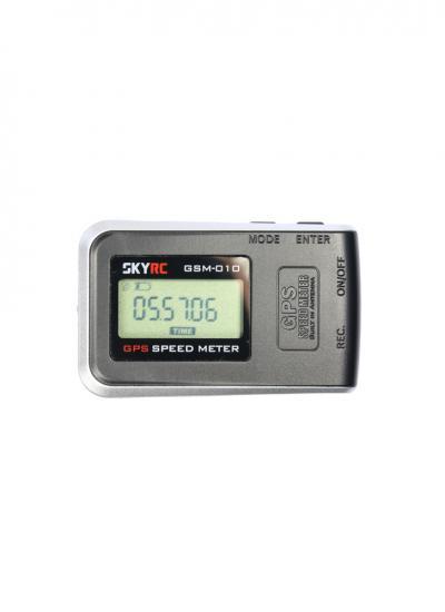 SkyRC High Precision Speed Meter GPS Logger