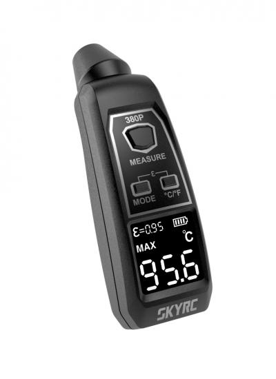 SkyRC Infrared Thermometer with LED Screen - 380P