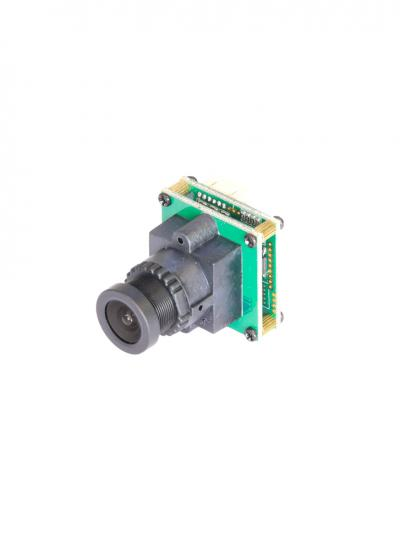 Mini Sony 4140+673 700TVL CCD FPV Board Camera (25mm x 25mm)