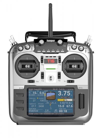 Jumper T16 Plus Transmitter with Hall Sensor Gimbals