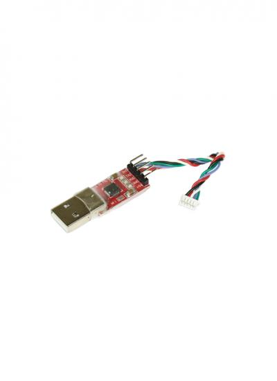 Jumper T16 USB to Serial Adapter Firmware Update Tool