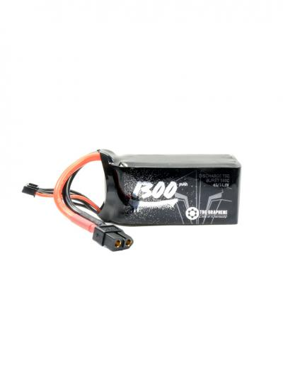 TBS Graphene 1300mAh 4S 75~150C LiPo Battery XT60