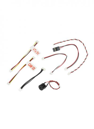 TBS Powercube Cable Set & Buzzer