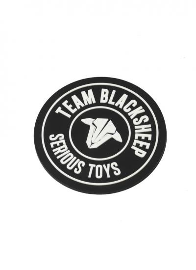 Team Black Sheep TBS 3D Drink Coaster