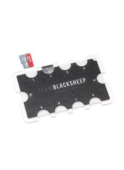 Team BlackSheep Wallet Sized Micro SD Card Footage Cradle