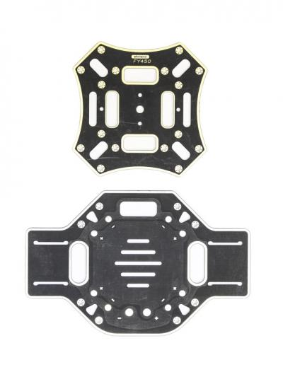 Tarot FireFly 450 Replacement Upper and Lower Frame Plates