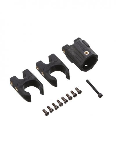 Tarot 16mm Carbon Tube Folding Arm Mount Kit - TL68B27