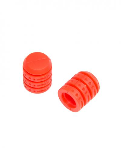 Tarot 16mm Landing Skid Silicon Sleeve Dampers (2pcs) - Red TL96022-02