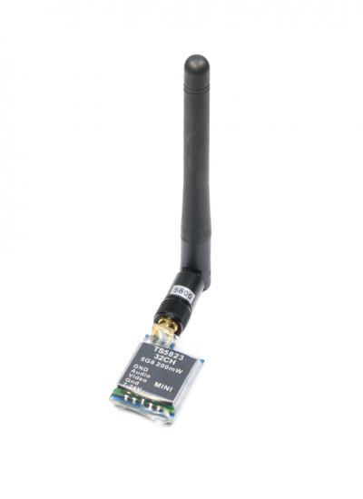Skyzone TS5823 5.8Ghz 200mW 40CH Mini FPV Transmitter (V2)