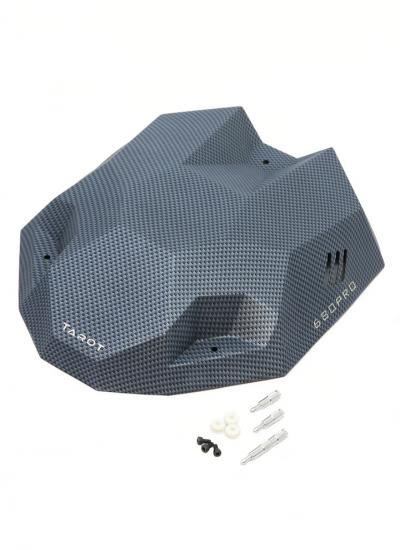 Tarot 680 PRO Carbon Effect Canopy with Fitting Kit - TL2851