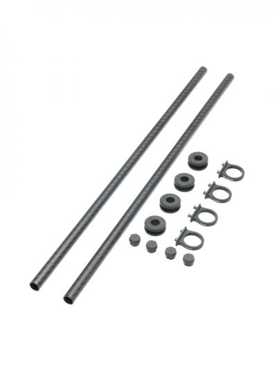 Tarot 12mm Load Rail Mount kit, for Gimbals and other Payloads - TL96014