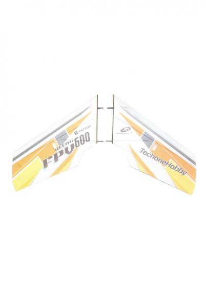TechOne Hobby Wing 600 Foam Wing