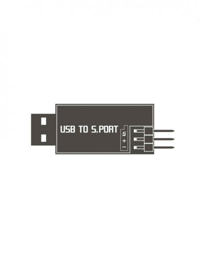 Frsky USB to S.Port Firmware Update Adapter