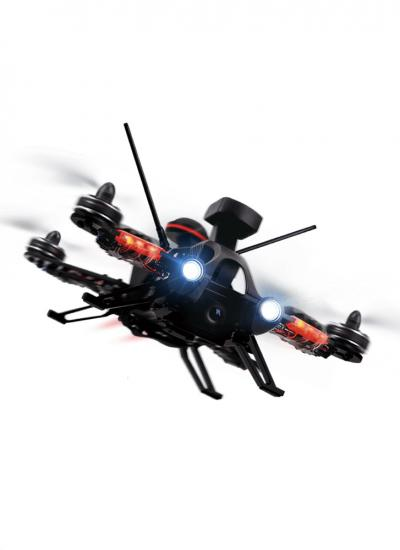 Walkera Runner Pro 250 FPV Racer with GPS, 800TVL Camera, OSD & Devo 7 TX (RTF)