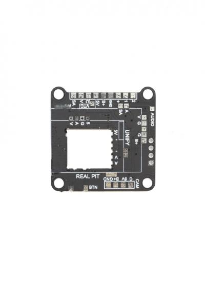 TBS Tiny LEDs WhitenoiseFPV Unify Mounting Board with Realpit