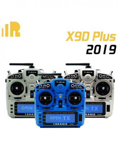 FrSky Taranis X9D Plus 2019 2.4GHz ACCESS Radio Transmitter - Mode 2 LBT Firmware