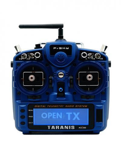 FrSky Taranis X9D Plus SE 2019 2.4GHz ACCESS Radio Transmitter with Carry Case - Midnight Blue (Mode 2 LBT Firmware)