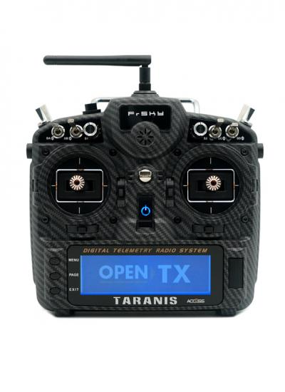 FrSky Taranis X9D Plus SE 2019 2.4GHz ACCESS Radio Transmitter with Carry Case - Carbon (Mode 2 LBT Firmware)